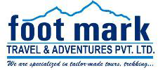 Foot Mark Logo